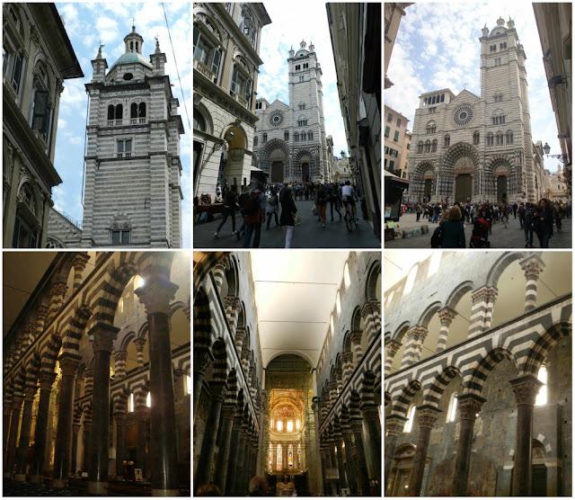 Atrações de Gênova - Cattedrale di San Lorenzo