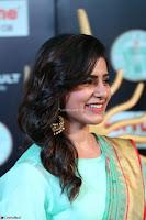 Samantha Ruth Prabhu Looks super cute in a lovely Saree  Exclusive 24.JPG