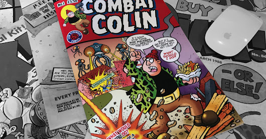 COMBAT COLIN #1: SEMI-AUTOMATIC REVIEW