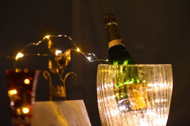 champagne led lights