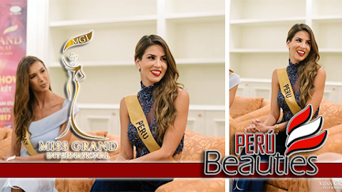 Miss Grand International 2017 | Interview Session