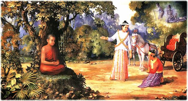 Đạo Phật Nguyên Thủy - Kinh Tương Ưng Bộ - Ví dụ đống rác