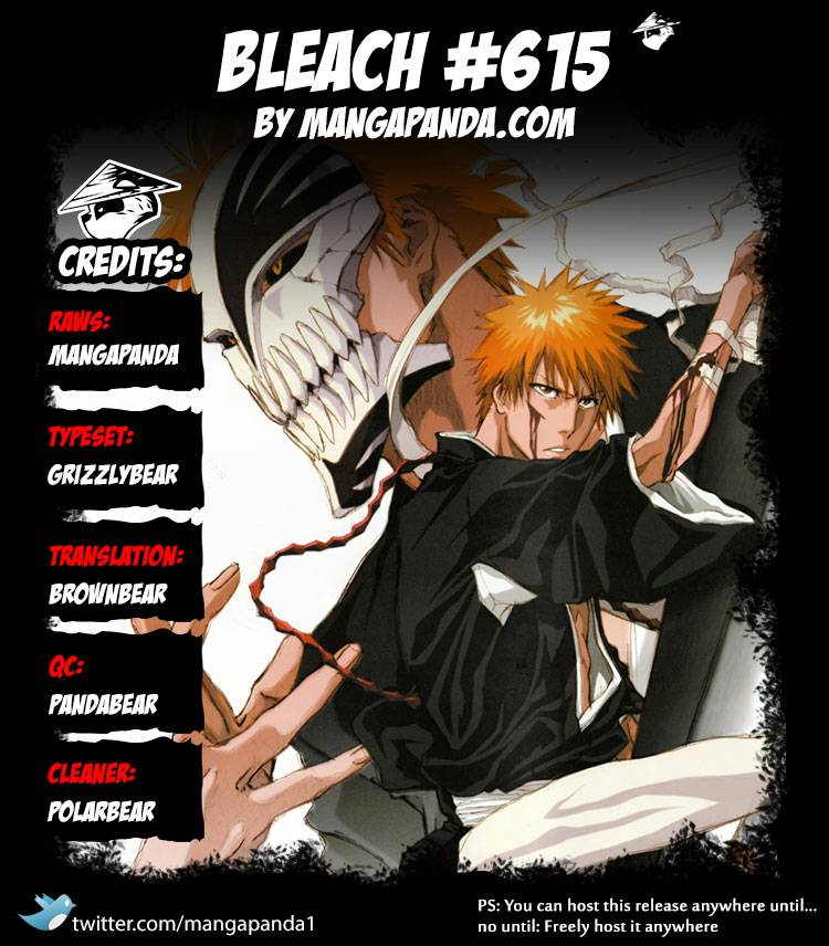 Bleach Ch 615: ALL IS LOST