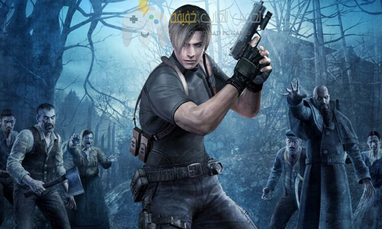 تحميل لعبة رزدنت ايفل 4 Resident Evil للكمبيوتر مضغوطة من ميديا فاير