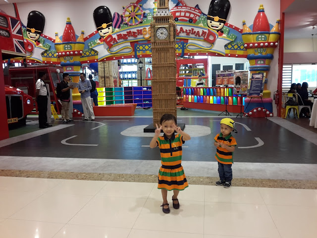 ZOOMOO BIG DAY AT THE PARENTHOOD PLAYLAND SUNWAY PYRAMID