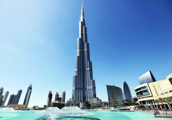 Burj Khalifa unknown fact in Hindi