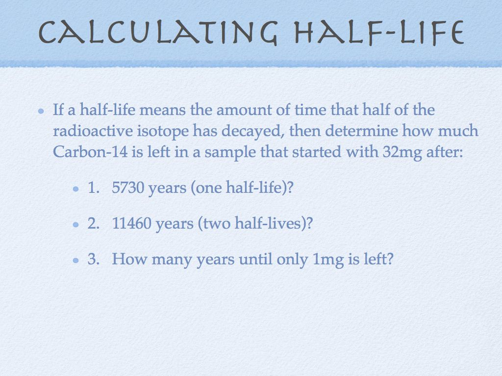 Radiometric dating definition biology 2