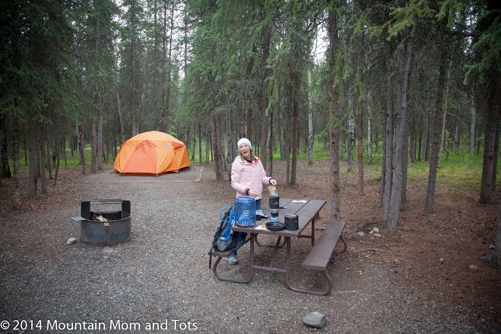Price Of Car Camping In Porcupine Mountain State Park