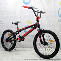 20 Inch Pacific Hot shot XCR 6.0 FreeStyle BMX Bike