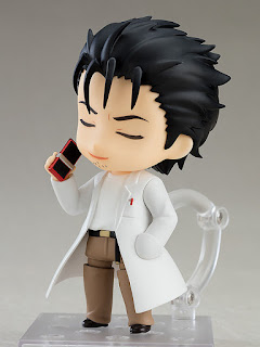 """Nendoroid Rintaro Okabe Kyouma Hououin Ver. de """"Steins;Gate"""" - Good Smile Company"""