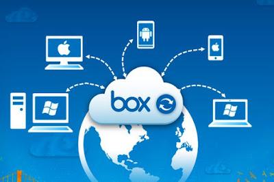 تطبيق-Box-للتخزين-السحابي-للآيفون