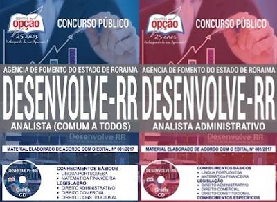 Apostila Desenvolve-RR analista (COMUM A TODOS)