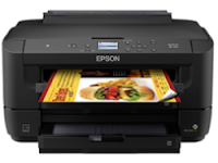 Epson WorkForce WF-7210 Wireless Printer Setup
