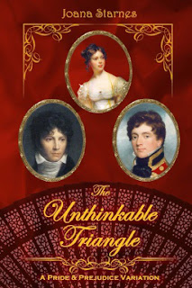 Book cover: The Unthinkable Triangle by Joana Starnes