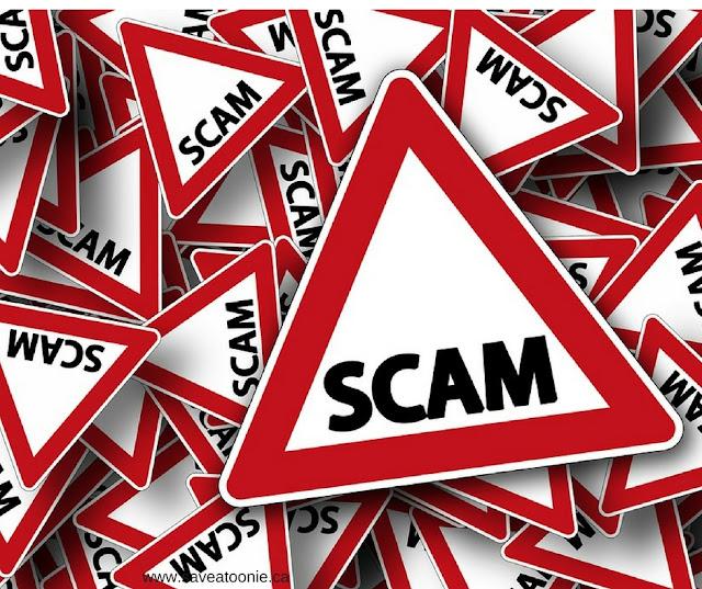Car Wrap text scam