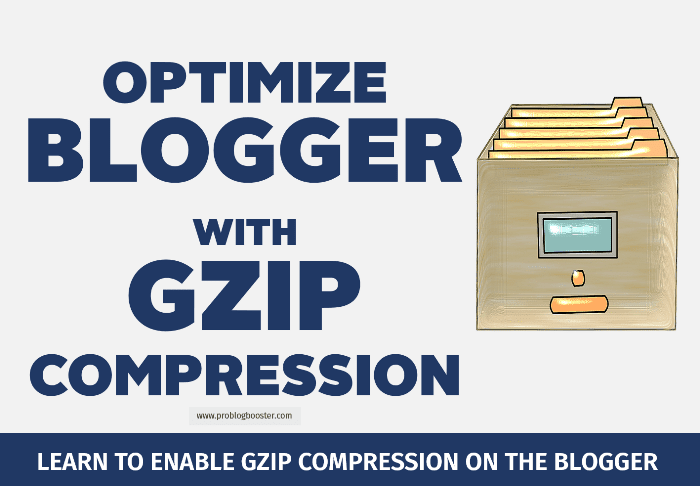 Optimize Blogger Template With gZip Compression