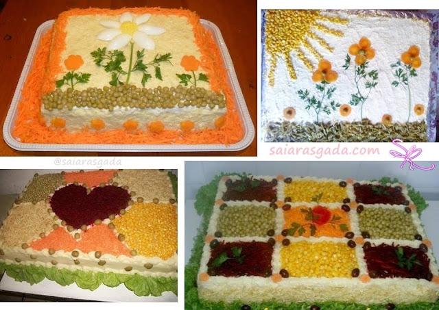 festa aniversario torta salgada salgado bolo decora decorar decoração enfeite mulher feminino adulto infantil casamento debutante batizado cha coração