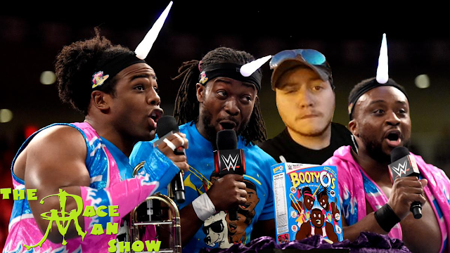 New Day Tag Team Title Match