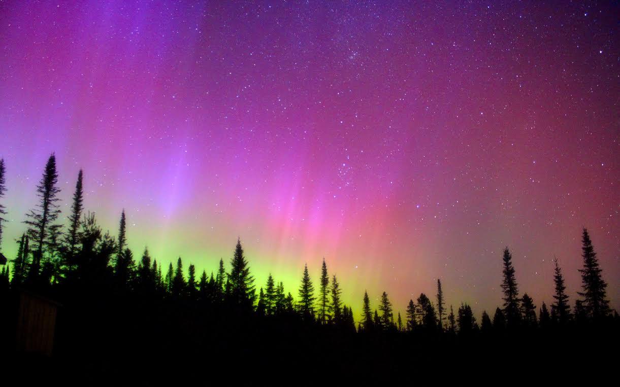 5 endroits pour observer les étoiles filantes