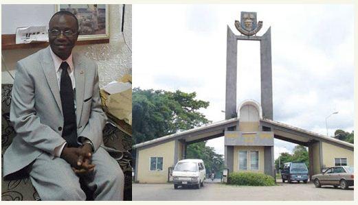 OAU Suspends Professor Richard Akindele Indefinitely Over S3x For Mark