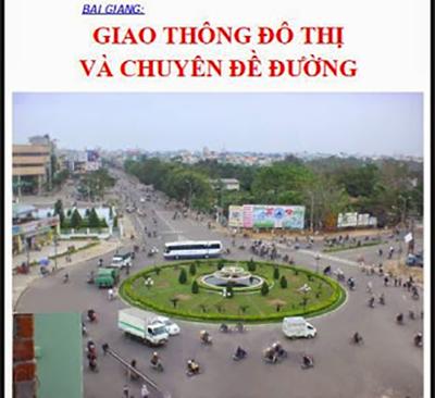 Bài giảng đường đô thị cô Tuyết Mai