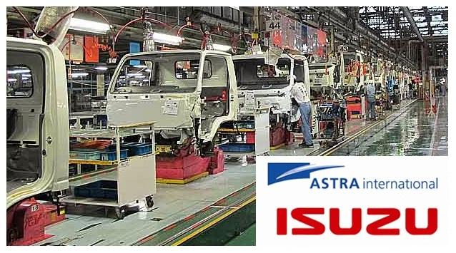 Lowongan Kerja PT Mesin Isuzu Indonesia Bagian Maintenance Staff (Lulusan D3/S1)