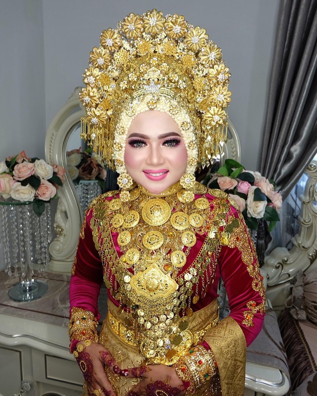 Sanggar Nusantara Dot Com Jakarta Sewa Baju Adat Aceh