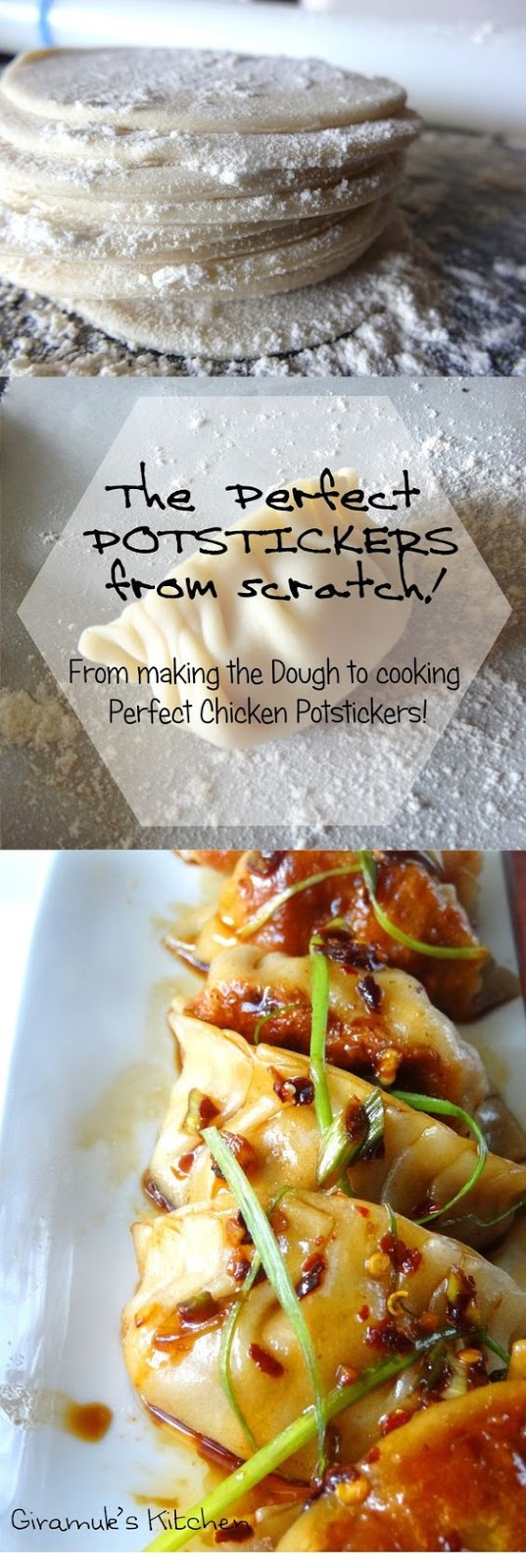 Potsticker Dough