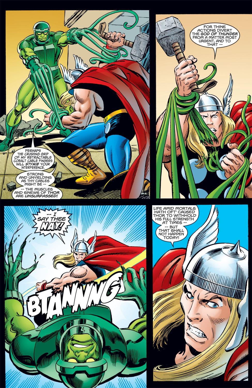 Thor (1998) Issue #9 #10 - English 7