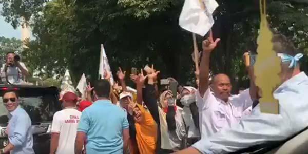 Antusiasme Masyarakat Solo Menyambut Prabowo Menunjukkan Rakyat Ingin Perubahan