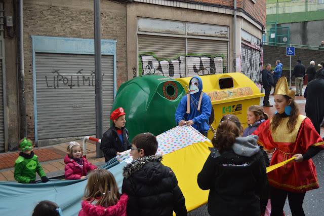 pedida de carnaval en Rontegi