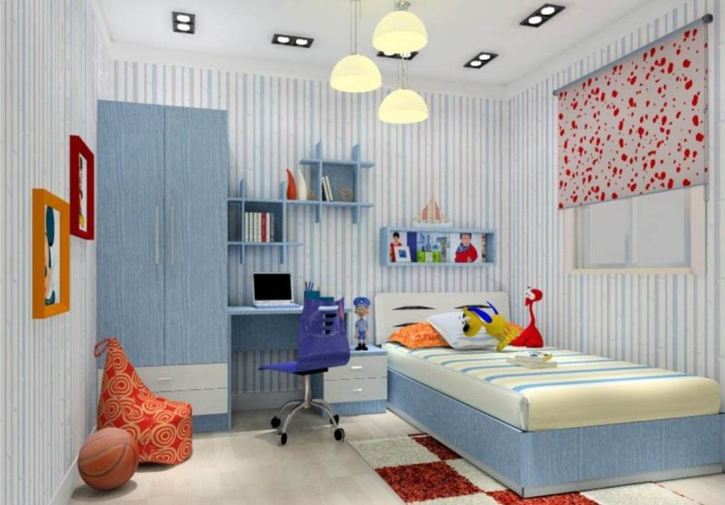 70 Desain Kamar Tidur Anak Laki Laki Ukuran 3 x 3