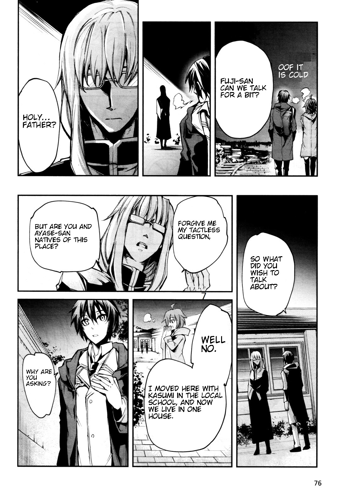 Dies Irae - Amantes Amentes - Chapter 2