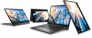 Dell Latitude 7285, Laptop 2-in-1 Pertama di Dunia yang Mendukung Wireless Charging
