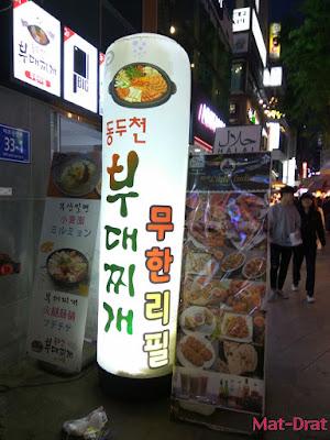 Percutian ke Busan Kores Selatan Tempat Menarik BIFF Square Market Makanan Halal Food