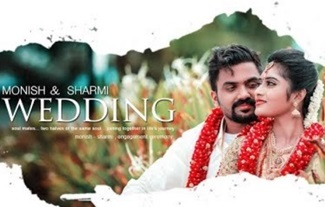 Nagercoil Wedding Film Of Sharmi And Monish