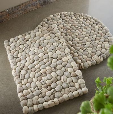 Wool Pebble Carpet