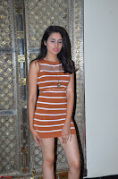Actress Nikhita in Spicy Small Sleeveless Dress ~  Exclusive 062.JPG