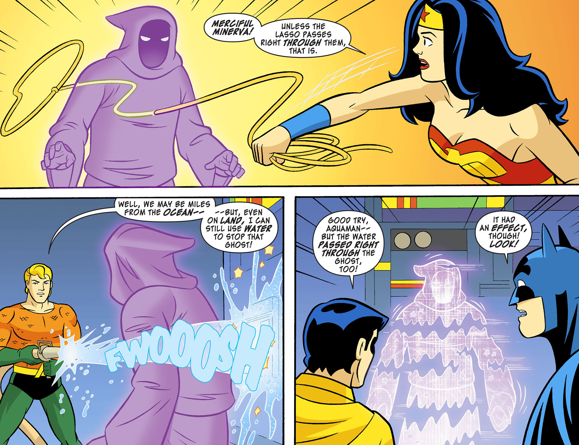Read online Scooby-Doo! Team-Up comic -  Issue #11 - 14
