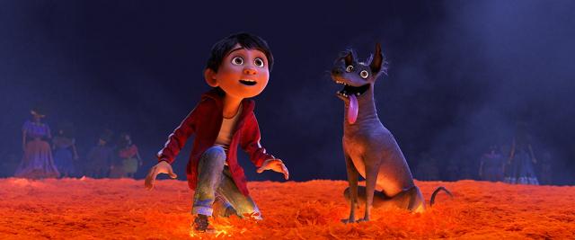 Hình ảnh phim Coco
