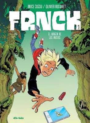 FRNCK 1. El origen de los inicios - Brice Cossu y Olivier Bocquet (2018)