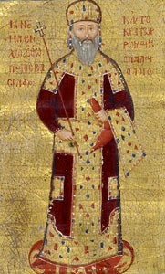 The Byzantine ruler, Manuel II