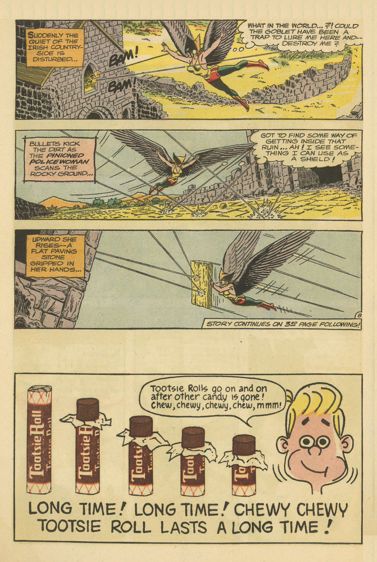 Hawkman (1964) issue 4 - Page 10