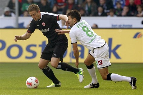 Borussia Monchengladbach vs Eintracht Frankfurt