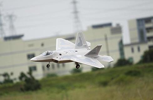 F-22 Raptor High Performance EDF Jet - world rc plane