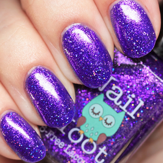 Nail Hoot Lacquer The Snozzberries Taste Like Snozzberries