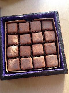 booja booja vegan chocolate truffles