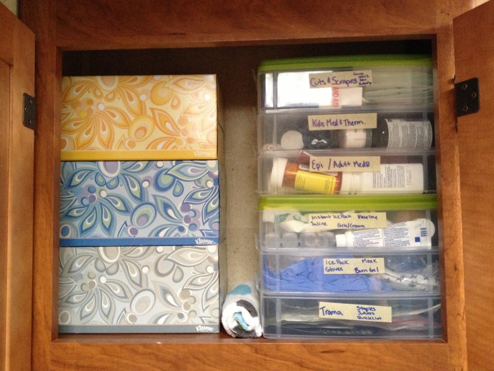 Prepared Rv Mom The Medicine Cabinet Rv Living