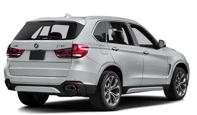 2017 BMW X5 eDrive