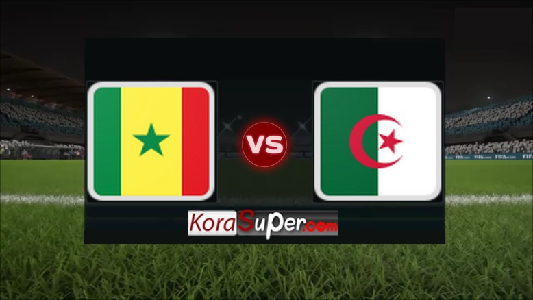 الجزائر ضد السنغال / algeria vs senegal 19-07-2019